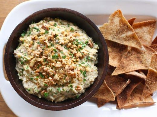 Artichoke and White Bean Dip | Food Makes Me Happy | Pinterest