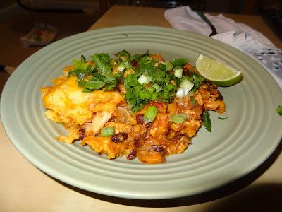 Papa's Whimsy: Old-Fashioned Tamale Pie (slow cooker recipe) (May ...