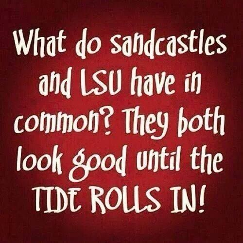 Alabama Football Funny Quotes Quotesgram