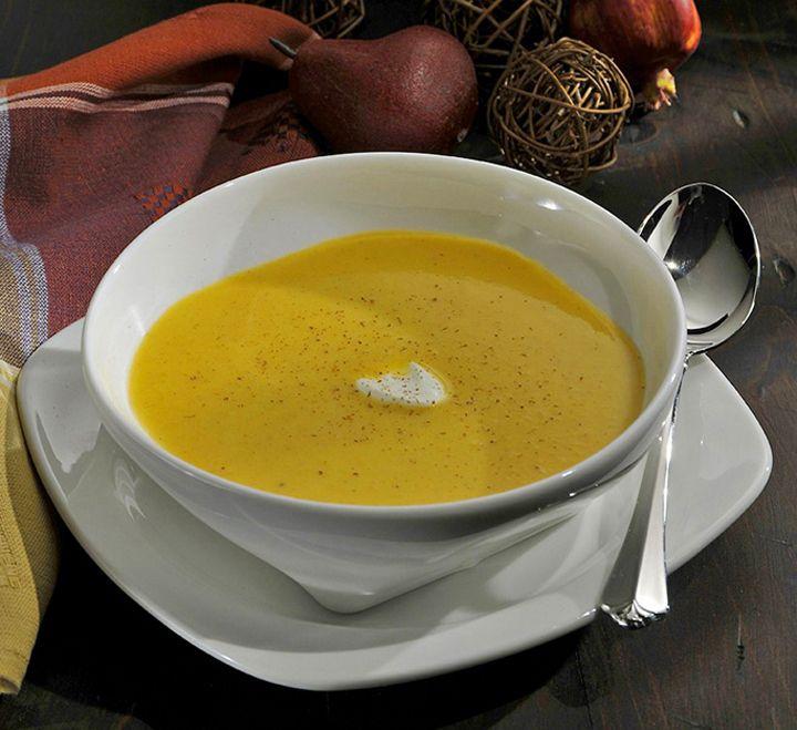 Butternut Squash Bisque | Soup | Pinterest