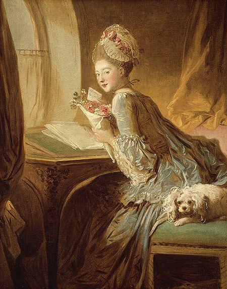 The Love Letter, ca. 1770  Jean-Honoré Fragonard (French, 1732–1806)