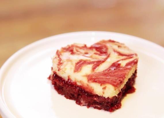 valentine's day low calorie desserts