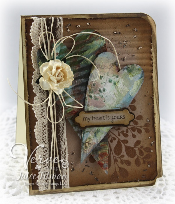 LOVE this gorgeous card! :)