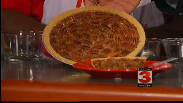 Pecan Pie Winner: Conrad Patterson | @318Sweetshop @ConradPatterson ...