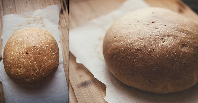 Garlic and rosemary artisan bread. | Food, Glorious Food | Pinterest