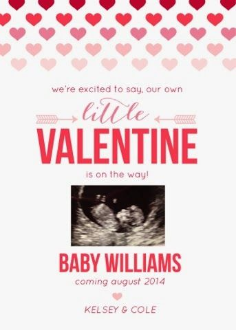 valentine's day due date announcement