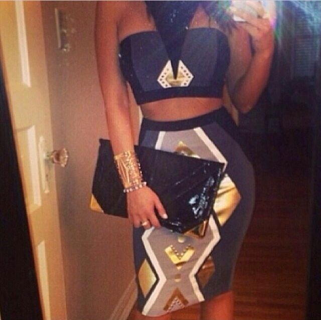 Beautiful outfit! Cute womens fashion. Outfit for a Night out