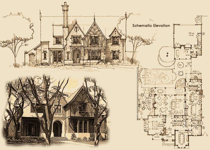 English tudor style architecture 01 dreamy homes for English tudor home designs
