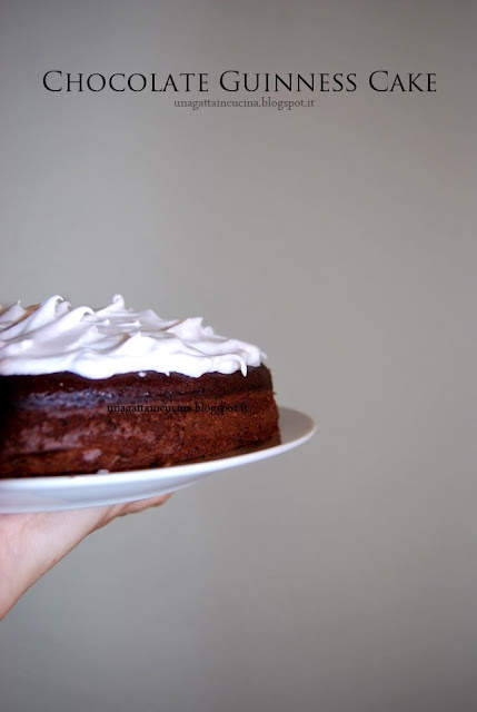 Chocolate Guinness Cake | Sweet Stuff | Pinterest