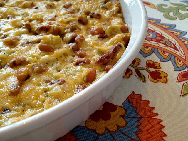 Black-Eyed Pea Dip! If you're looking for a fun way to serve up black ...