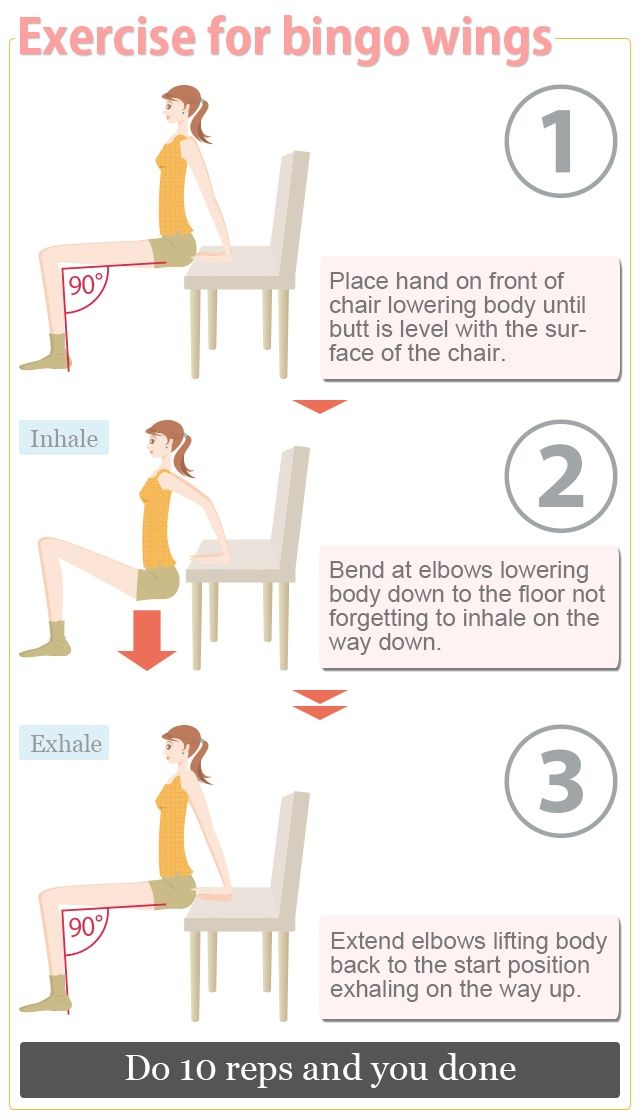 Arm exercises | Fitness | Pinterest