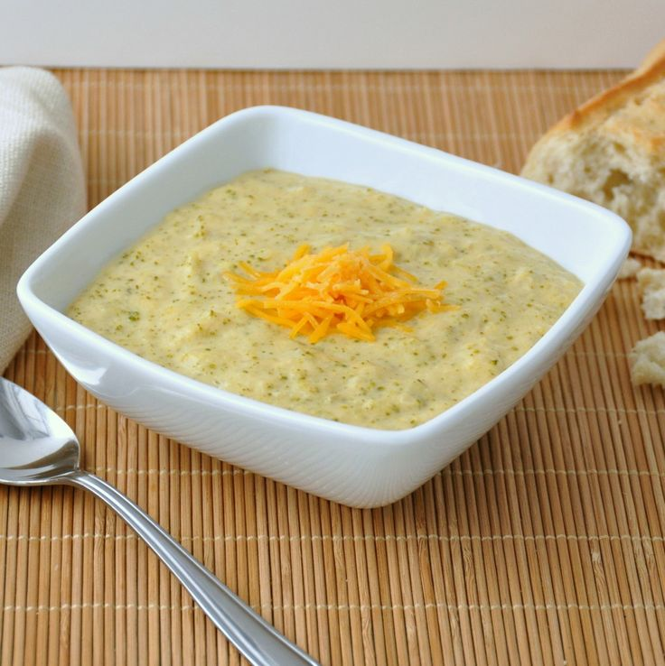 It's almost time for cozy sweaters and broccoli cheddar soup!