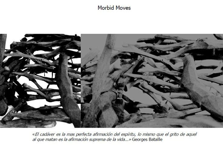 Jorge Manilla - Morbid Moves