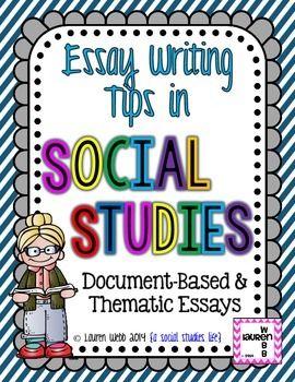 how to do a dbq essay