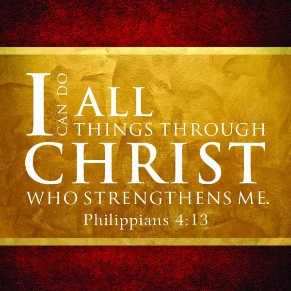 Bible Verse Philippians 4 13 MEMES