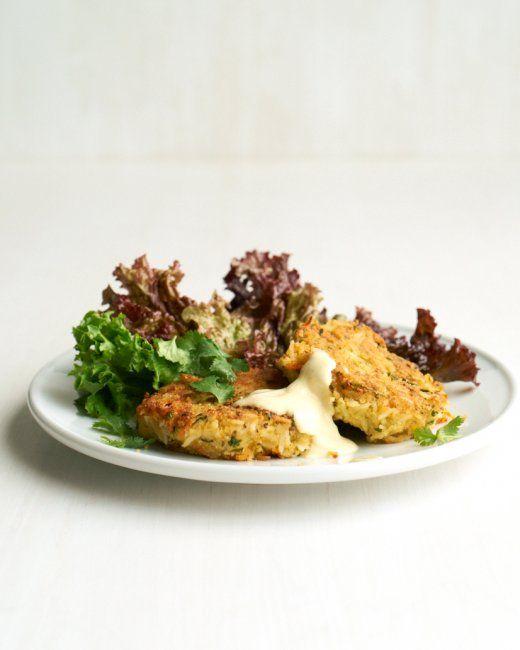 Curry-Spiced Veggie Burgers | Recipe