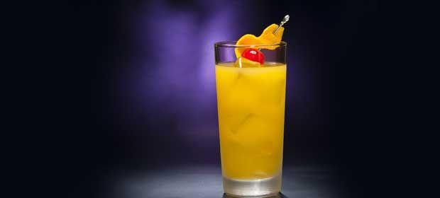 Harvey Wallbanger Cocktail Recipe | Cocktails | Pinterest