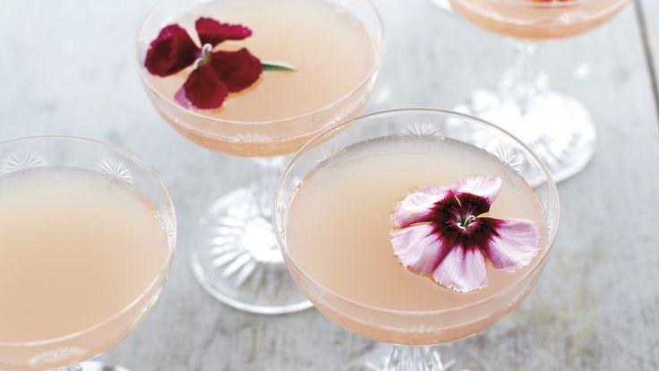 Lillet Rose Spring Cocktail   Recipe