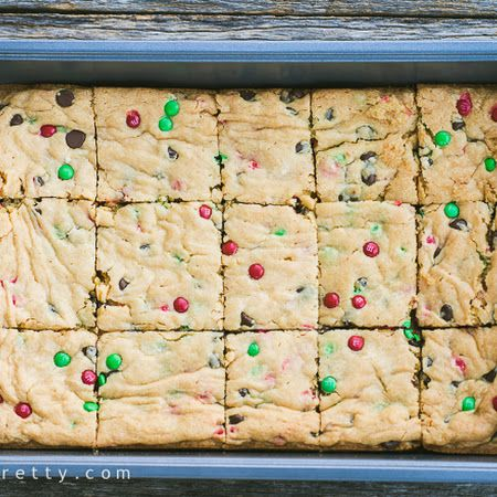 Cake Mix Cookie Bar | Cakes and Cookies | Pinterest
