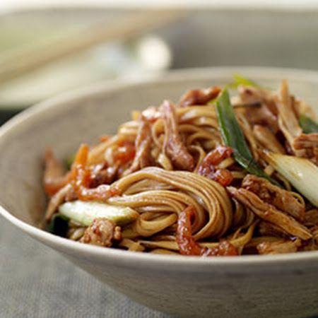 Cantonese Pork Lo Mein | Food: Asian | Pinterest