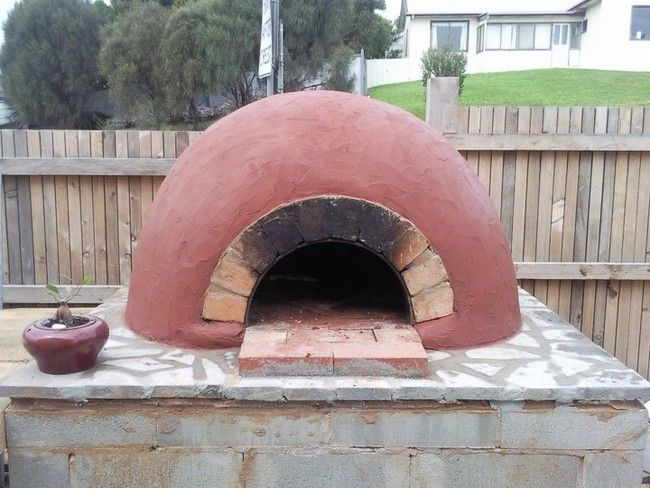 How to build an outdoor brick oven for the home pinterest - How to build an outdoor brick oven ...