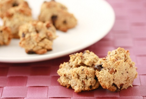 Dark chocolate cranberry pecan cookies | Paleo Inspirations | Pintere ...