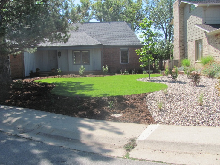 Landscaping front yard landscaping ideas low water for Ideas for low water landscapes
