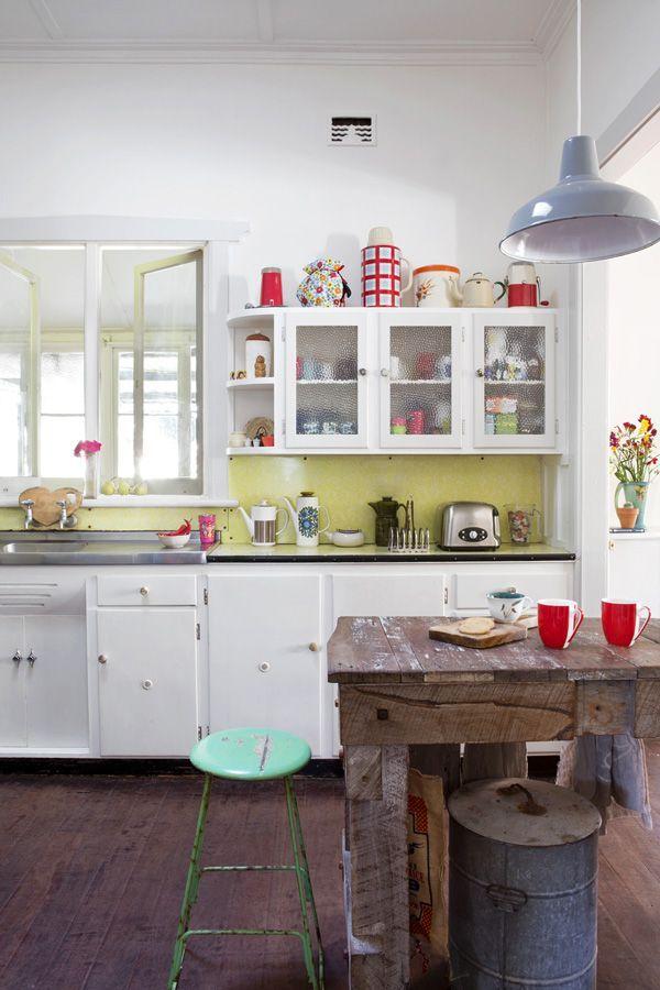 Red vintage kitchen accessories kitchen decor pinterest - Red kitchen decor accessories ...