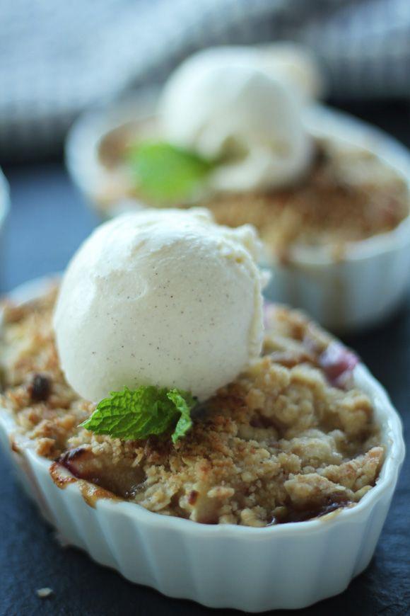 Channeling Contessa: Classic Peach Crisp | Sweet Treats | Pinterest