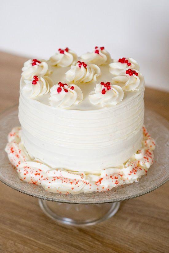 red-velvet-layer-cake-liliebakery-2 | My Creations ... | Pinterest