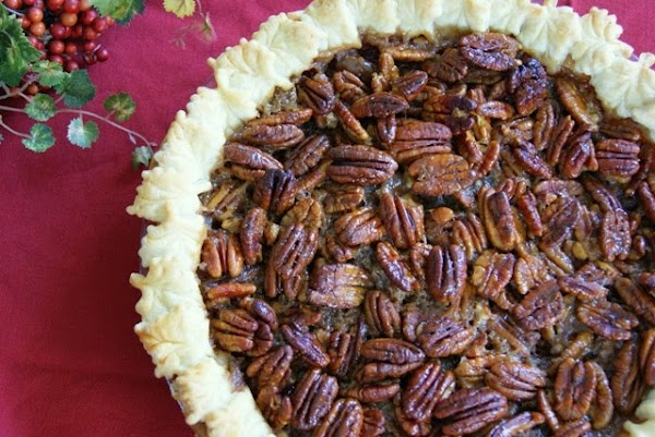 Maybe? Alice and the Mock Turtle: Honey Crunch Pecan Pie
