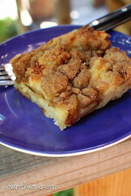 Cinnamon Baked French Toast | Food and Beverage | Pinterest
