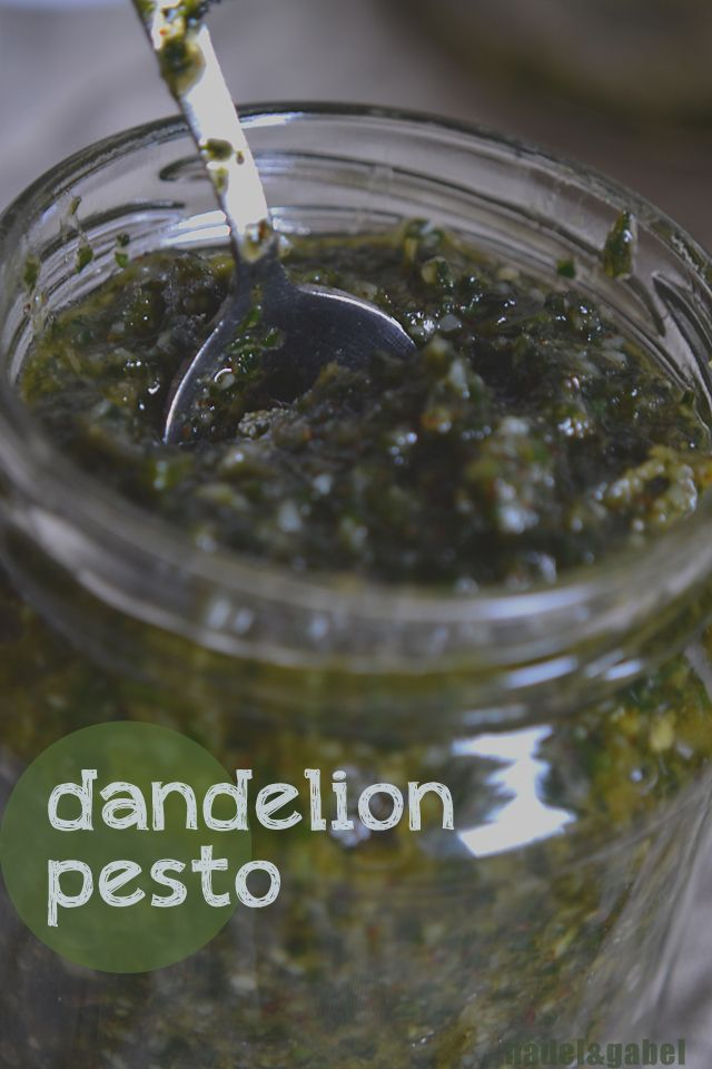 Wild thing - Dandelion pesto | Food | Pinterest