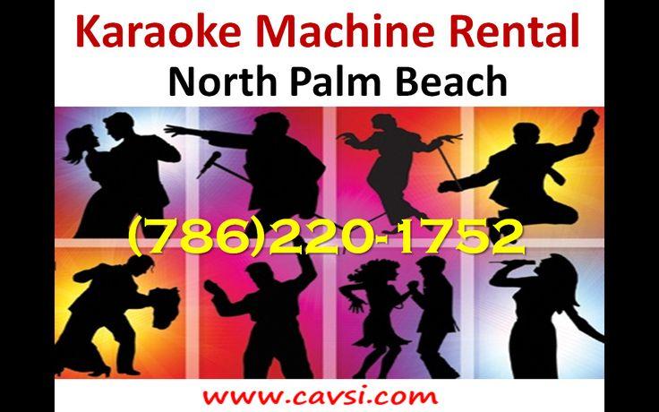 karaoke machine rental ta fl