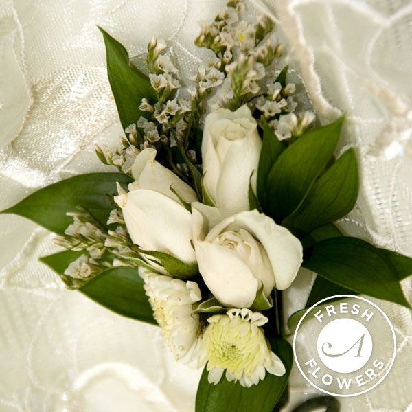 Package 24 Piece Weddings Flowers Flowers Online 12 Corsages 12