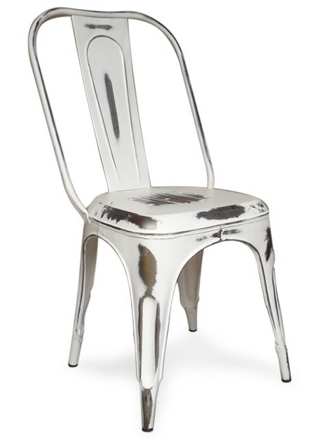 White Tolix Chairs