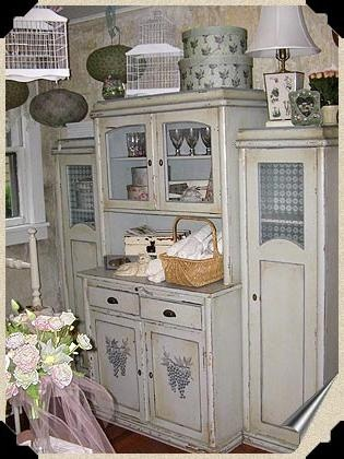 Vintage kitchen decor decorating ideas home decor for Kitchen ideas vintage