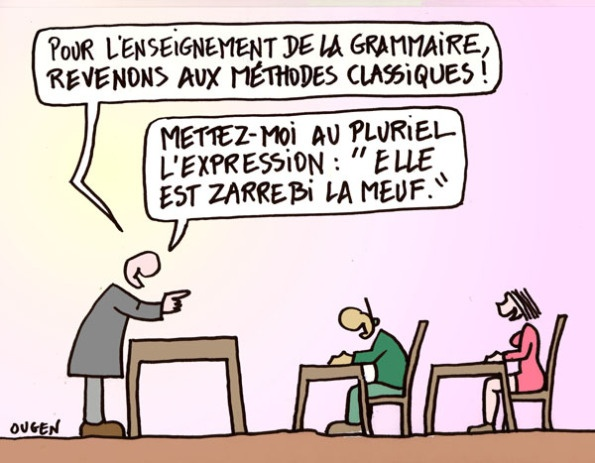 Grammaire française