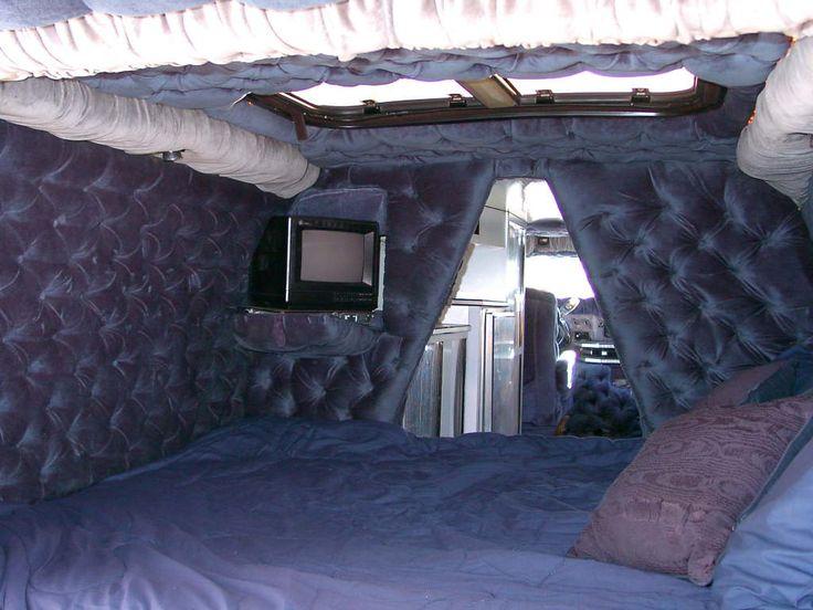 70 39 s custom vans google search cars pinterest. Black Bedroom Furniture Sets. Home Design Ideas