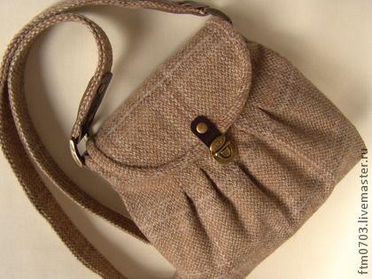 Как пошить маленькую сумочку своими руками