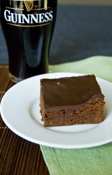 Chocolate Stout Brownies | Food good - Desserts | Pinterest