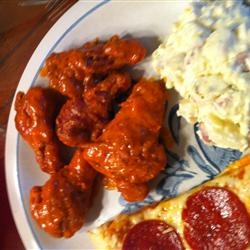 Restaurant-Style Buffalo Chicken Wings | Yummy Stuff | Pinterest
