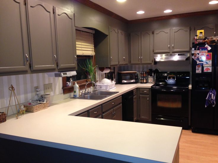 Rust Oleum Cabinet Transformations?  A Revolutionary Kitchen