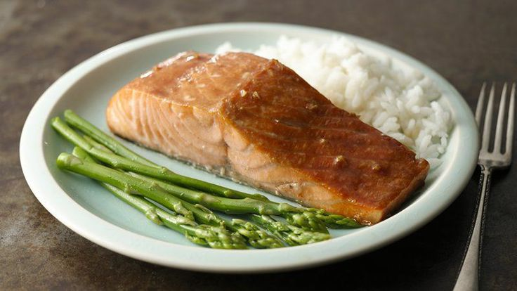 Equal parts honey, soy sauce, butter, olive oil and brown sugar make a ...