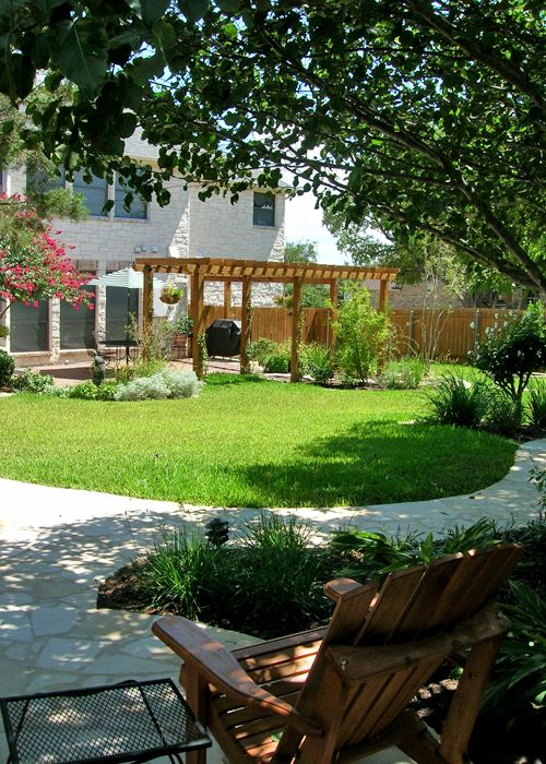 Xeriscape Landscaping in Texas