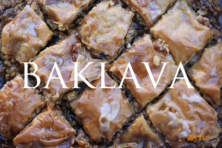 Easy baklava | Recipies to try | Pinterest