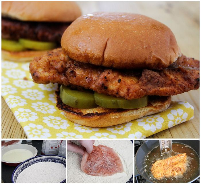 Chick-fil-A Copycat Chicken Sandwiches | Homemade Food Recipes