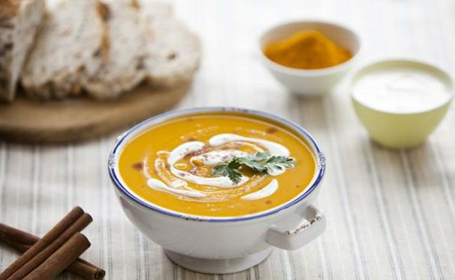 Pumpkin Soup - Therese Kerr