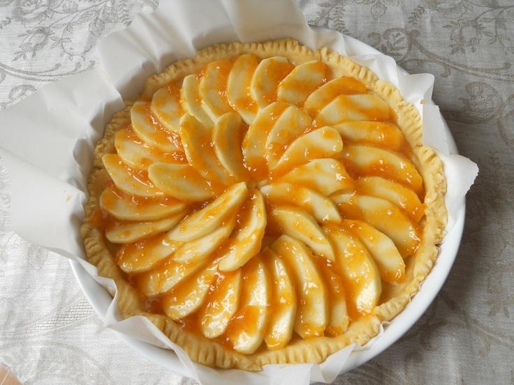 Apple crostata | Cucinando | Pinterest