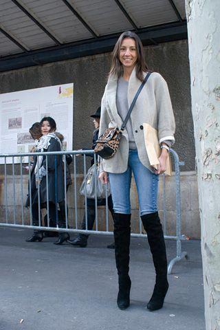 Geraldine Saglio - Fashion Editor & Assistant Stylist, Vogue Paris...